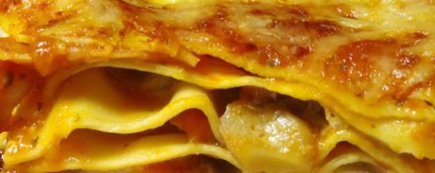 Les lasagnes, ça vous gagne