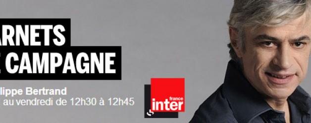 On air, sur France Inter