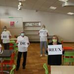 Notre restaurant-self rouvre ses portes !